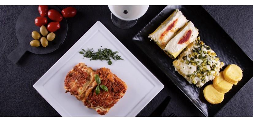 Primi Piatti pronti da mangiare. Qualità in tavola a prezzi convenienti