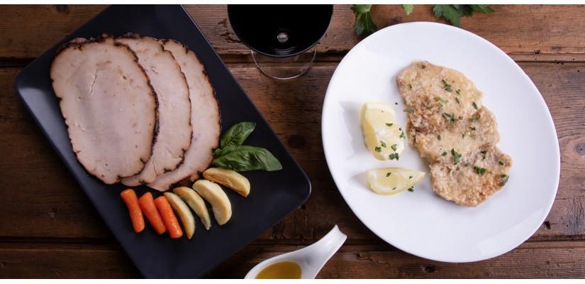 Secondi Piatti - Gastronomia Diffusione Alimentari